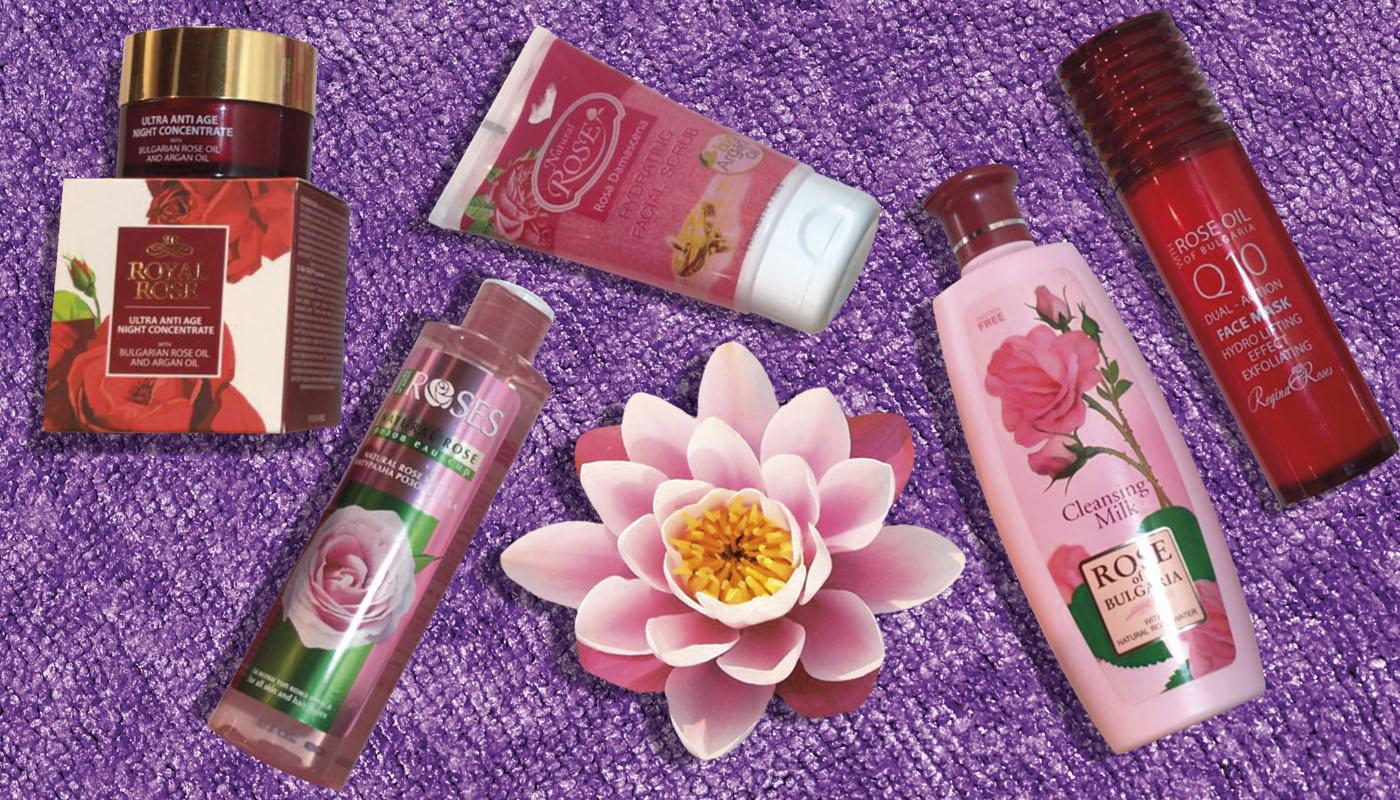 Bioessential Oil for Rosea Damascena - November Promotion